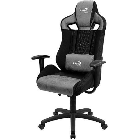 Cadeira Aerocool Earl Stone Grey