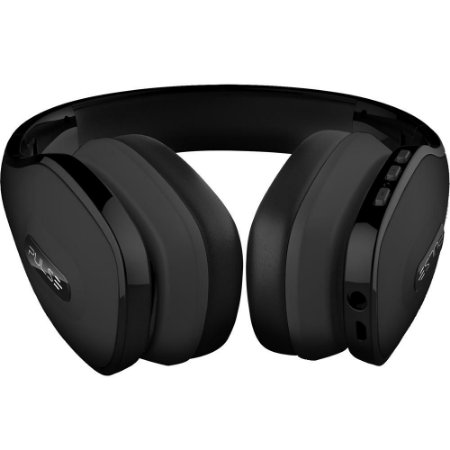 Fone De Ouvido Headphone Pulse Bluetooth Preto Ph150