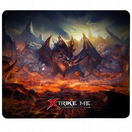 Mousepad xtrike me 320x270x2mm mp-002