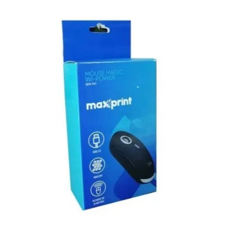 Mouse magic wi-power 1600dpi bluetooth max