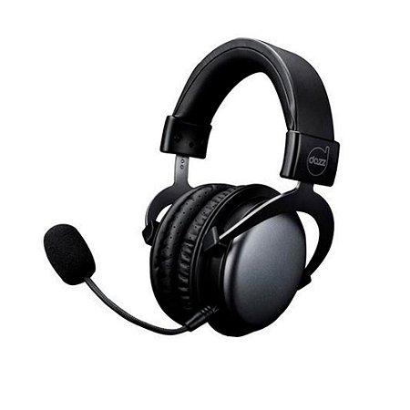 Headset Viper Black 3.5mm P3 Dazz