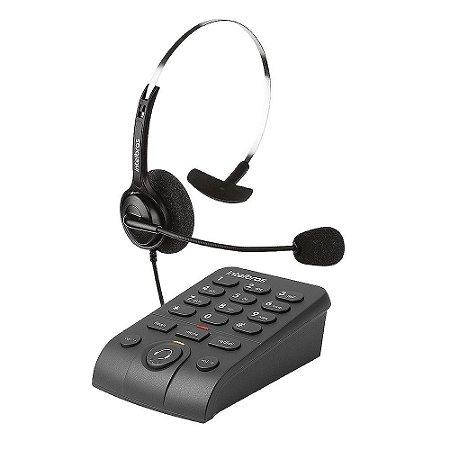 Headset Intelbras Hsb 40 C/ Teclado - Sts