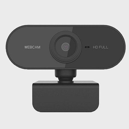 Webcam Usb Full Hd Com Microfone Comtac 24179379