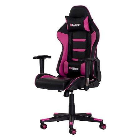 Cadeira Gamer II Preta Com Pink Import Fda5959prpk