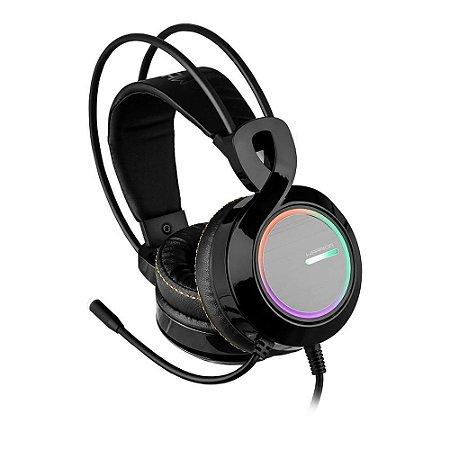 Warrior Thyra Headset Gamer Rgb 7.1 Com Vibracao Ph290
