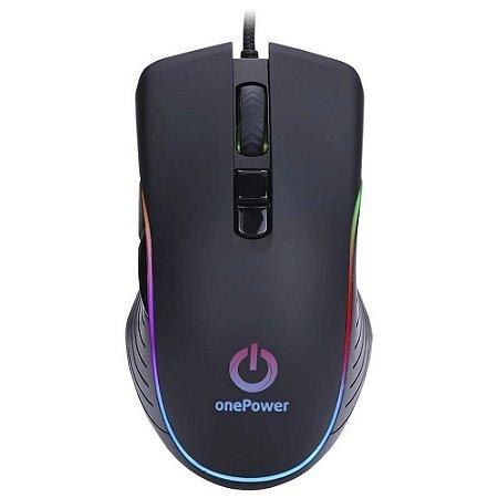 Mouse Com Fio Onepower Mo505