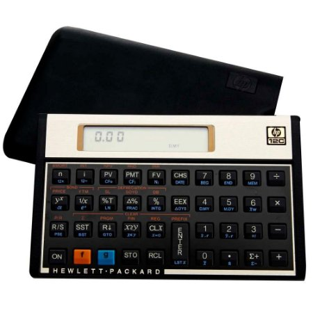 Calculadora Hp Financeira Hp 12c