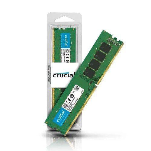 Memoria Ddr4 16gb Crucial 2666 Mhz Udimm Ct16g4df8266