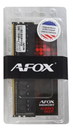 Memoria Afox P/ Desk 8gb Ddr4 2666mhz Long-dimm - Afld48fh2p