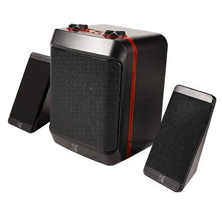 Caixa De Som Maxprint Sound Master 2.1 60000028