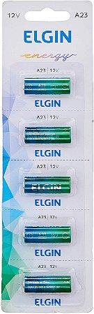 Bateria 23a Alcalina Elgin Unit.