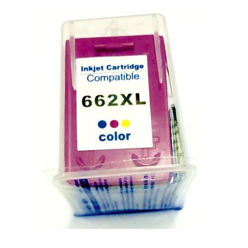 Cartucho De Tinta Renew Compativel 662xl Color Cz106al Pp663
