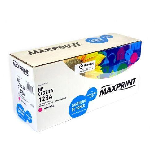 Cart Toner Maxprint Comp Hp Magg Ce323a Max