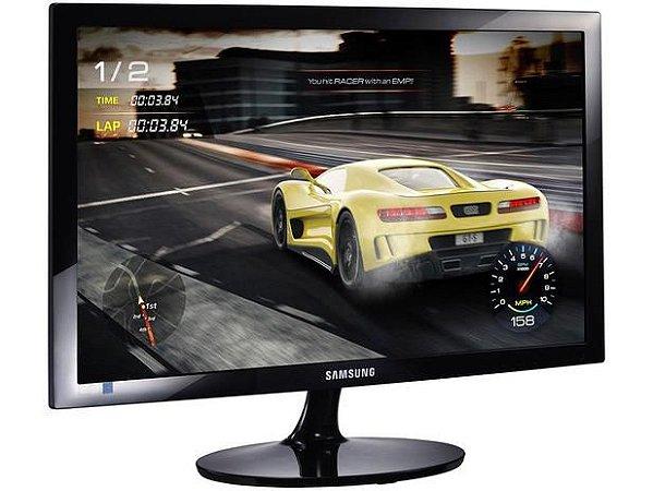 "Monitor Gamer Samsung S24D332H 24"" LED Full HD - HDMI 75Hz 1ms"