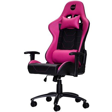 Cadeira Gamer Serie M Dazz - Preta e Rosa
