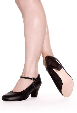 45880af2c6 Sapato Dança de Salão CH 52 Só Dança - Toda Balezinho