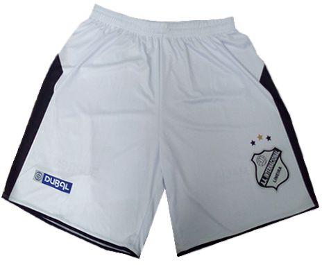 Shorts Branco Oficial.