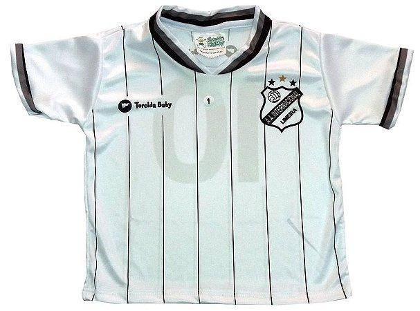 Camisa Infantil Sublimada - Tecido 100% poliéster.