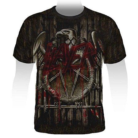 Camiseta Full Print Slayer - Stamp FUL-012