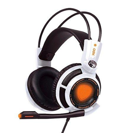Fone De Ouvido Headset Gamer Usb 7.1 Vibration - OEX HS400