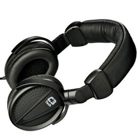 Headset Gamer Com Microfone Barion C3tech Mi-2883rb