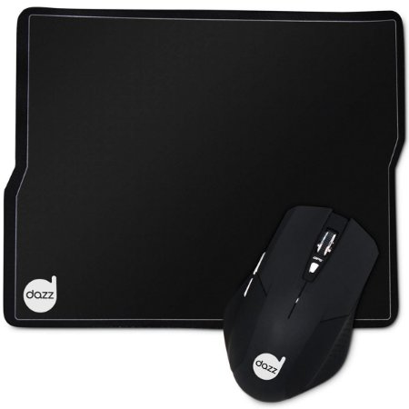 Kit Mouse Gamer Tiglon 3200 DPI + Mouse Pad - Dazz  62168-6