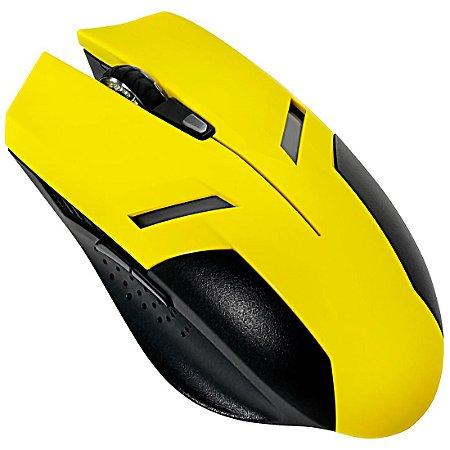 Mouse Gamer 2400dpi 6 Botões Bright 0375