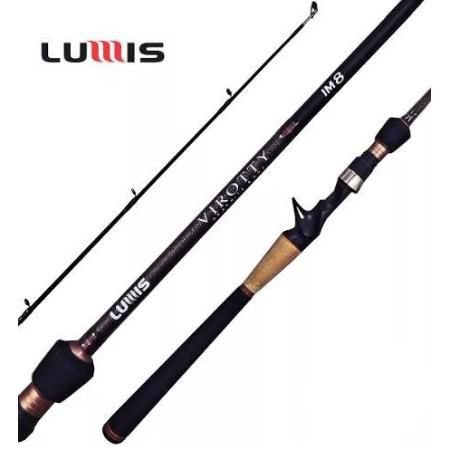 VARA LUMIS VIROTTY CAST IM8 5'6 (1,68m) 15 LBS