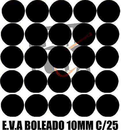 E.V.A 10MM APERTA O PLAY C/25 - MARROM