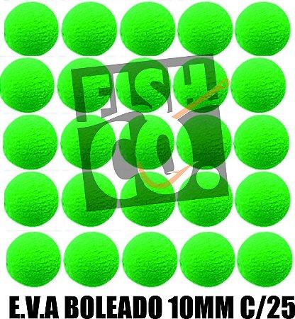 E.V.A 10MM APERTA O PLAY C/25 - VERDE