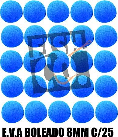 E.V.A 8MM APERTA O PLAY C/25 - AZUL ROYAL