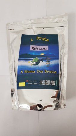 MASSA A BRUTA 500gr - BACON