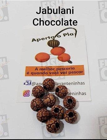 MIÇANGA APERTA O PLAY C/10 UNIDADES - JABULANI CHOCOLATE