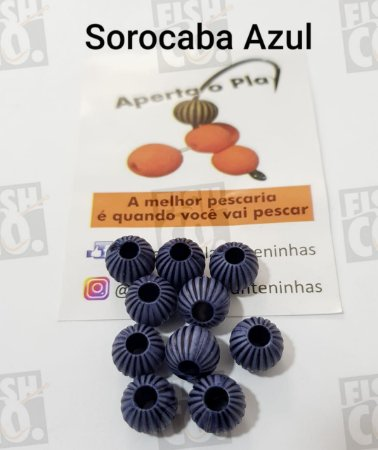 MIÇANGA APERTA O PLAY C/10 UNIDADES - SOROCABA AZUL