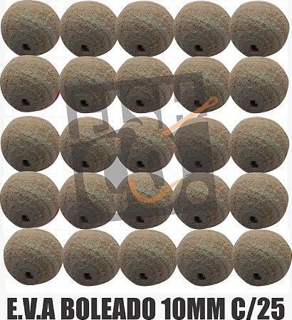 E.V.A 10MM APERTA O PLAY C/25 - BEGE E BRANCO