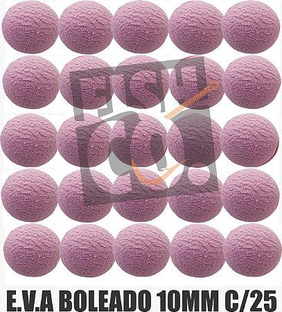 E.V.A 10MM APERTA O PLAY C/25 - ROSA CLARO
