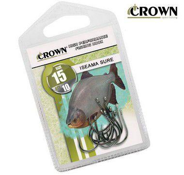 ANZOL CROWN - ISEAMA SURE BLACK