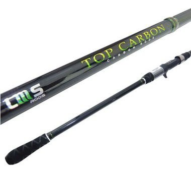 VARA LUMIS TOP CARBON P/ CARRETILHA