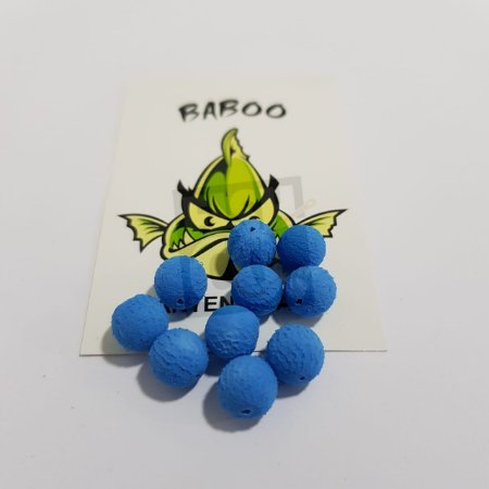 E.V.A BABOO 8MM C/10 - AZUL