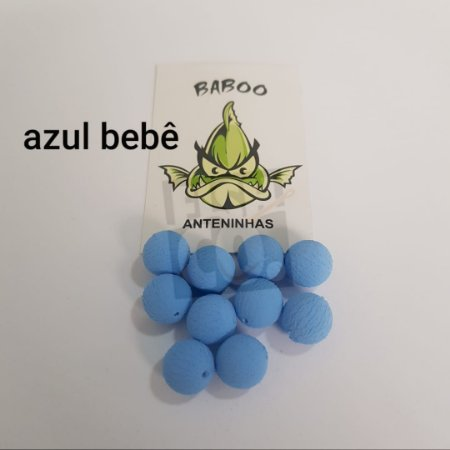 E.V.A BABOO 12MM AZUL BEBE C/10
