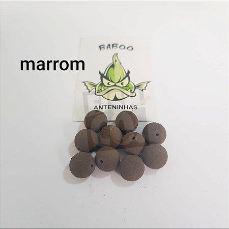 E.V.A BABOO 12MM MARROM C/10