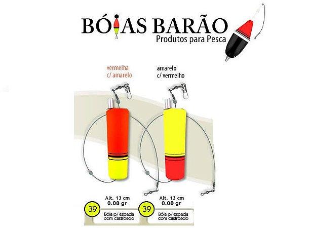 BOIA BARÃO PARA ESPADA C/ ENCASTOADO 39