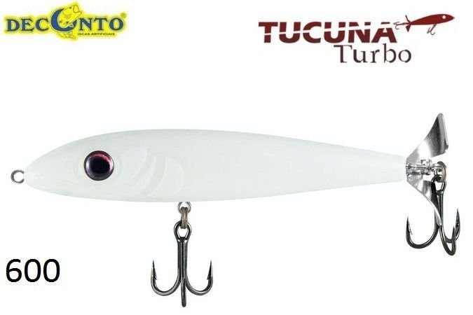 ISCA ARTIFICIAL DECONTO TUCUNA TURBO 130