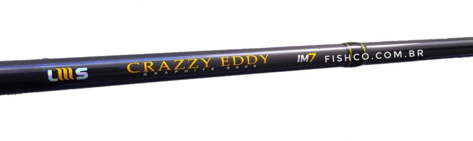 VARA LUMIS CRAZZY EDDY IM7 8'0 (2,40m) 50LBS
