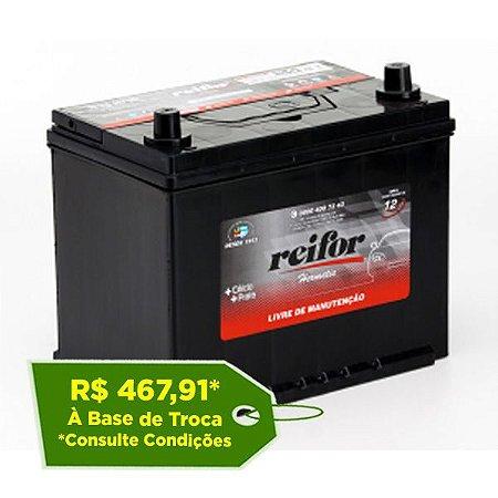 Bateria Reifor Hermetic 75Ah - H75HYUD ( Cx. Alta ) - Selada