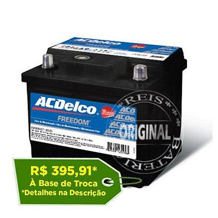 Bateria ACDelco 52Ah – ADS52GD ( Cx. Alta ) – 24 Meses de Garantia