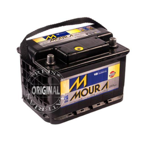 Bateria Moura 60Ah – M60GD / M60GE – Original de Montadora