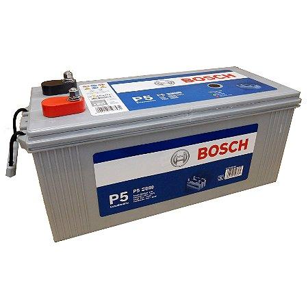 Bateria Estacionária Bosch P5 3081 - 180Ah - 30 Meses de Garantia