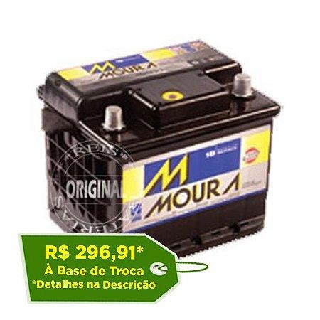 Bateria Moura 40Ah – M40FD / M40FE – Original de Montadora
