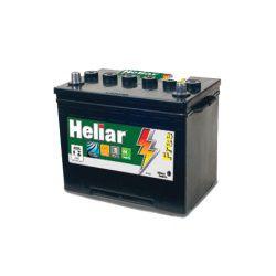 Bateria Heliar 75Ah – HG75LD / HG75LE – Original de Montadora